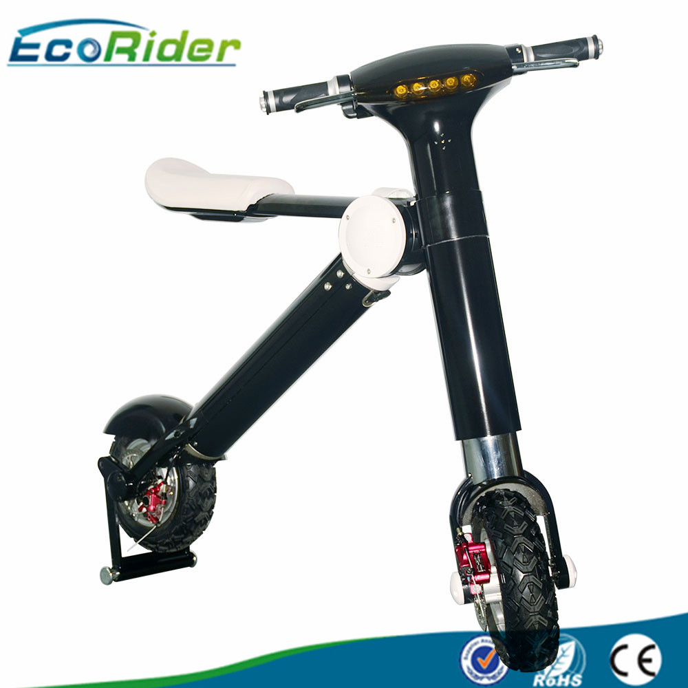 Best selling Adult Cheap Mini Folding Electric Bike Bicycle Scooter