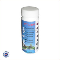 4 in 1 pool water test strips (PH,Free Chlorine,Bromine,Total alkalinity)