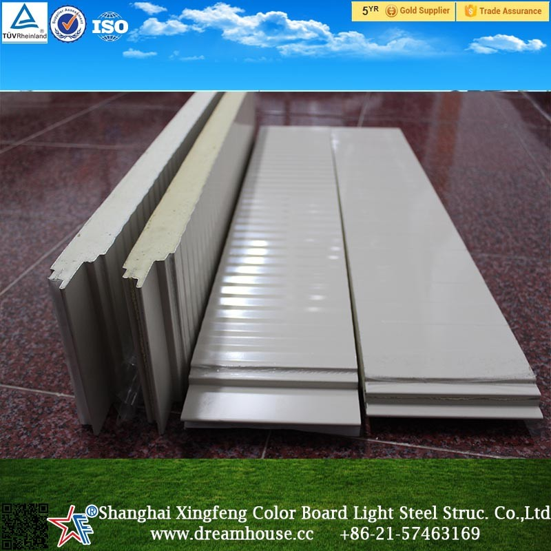 2016 Cheap Price Pu Sandwich Panel Wall Paneling Iso Sip