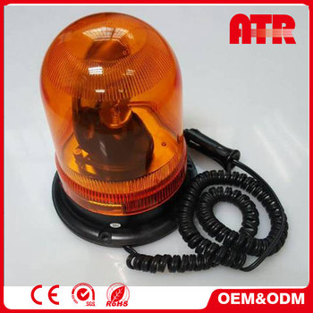 New general style 55W car rotating warning light