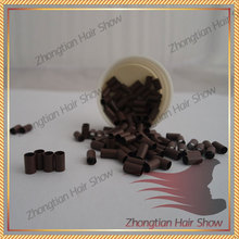 Wholesale Price Micro Ring Silicon Bead Copper Ring Human Hair Extension Copper Ring