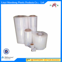 Made in China lldpe stretch film pe stretch film pallet wrap film