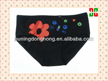 Young lady spandex underwear/Girl cartoon briefs