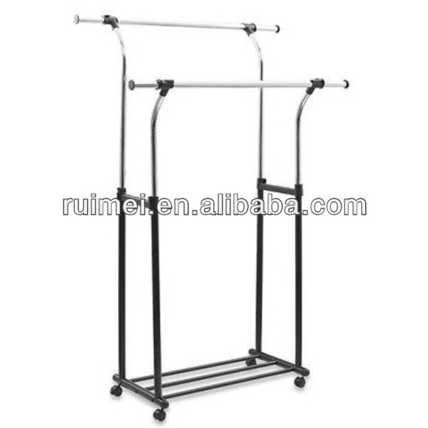 Adjustable DIY Portable Garment Rack