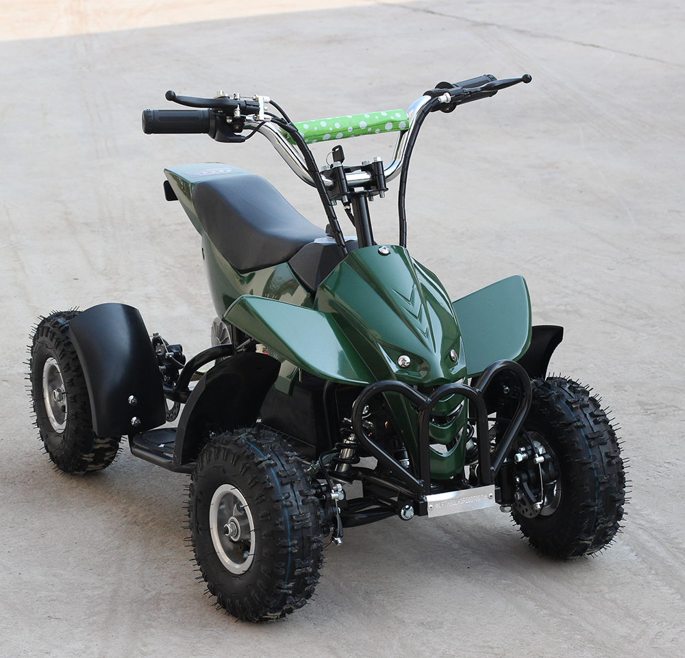 Zongshen manual chain drive arctic cat atv