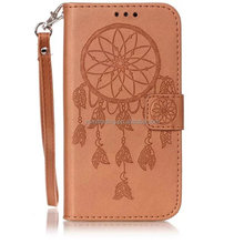 Wallet PU Leather Case Cover Pouch with Card Slot Photo Frame For Samsung S5 leather case