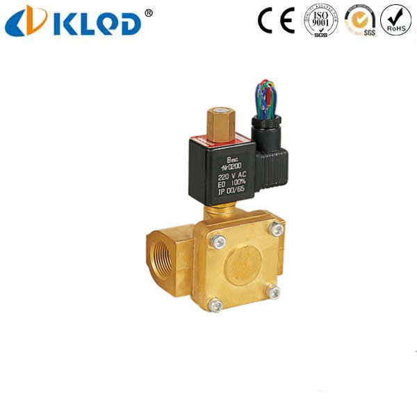 0925 Series Normally Opened Mini Water Solenoid Valve DC 24V