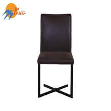 promotion simple fabric dining chair for restaurant