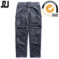 china supplier combat military cargo six pocket pants