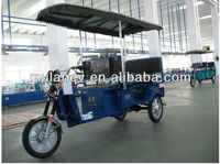 2013 hot india electric auto rickshaw for passengers, tuk-tuk, electric tricycle