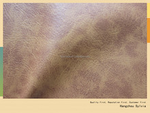 Artificial leather for sofa / pvc leather for sofa / automotive synthetic leather