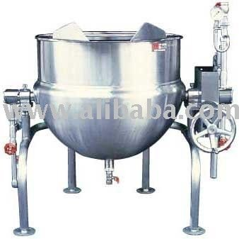 Steam Jacketed Kettle GC