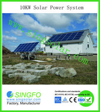 pv solar panel system power station