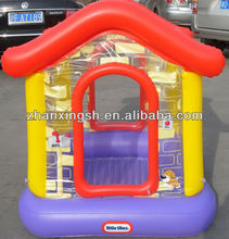 Outdoor Kids Inflatable Play Center with EN71 approval