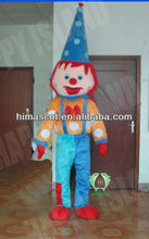 HI EN71 Clown Fur costume