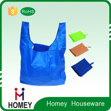 Hot-Selling High Quality Best Price Customised Reusable Cheap Nylon Foldable Shopping Bag