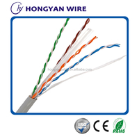 High transmission speed utp cat 6 cable
