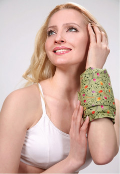 Silstar Herbal Wrist & Ankle Hot & Cold Pack