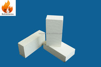 High alumina mullite light weight refractory fire brick