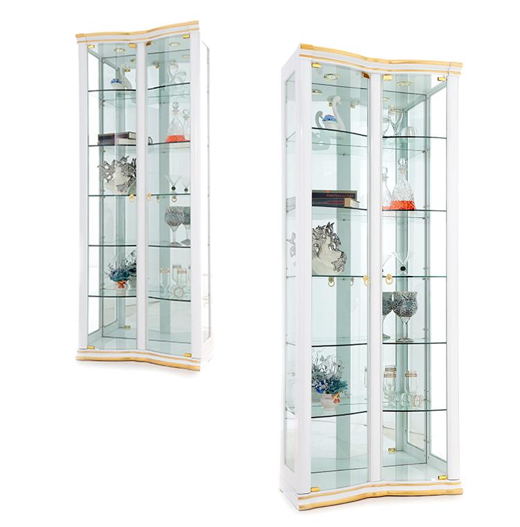 de luxe meubles de salon vitrine en verre vitrine meubles en bois id de produit 60057612947. Black Bedroom Furniture Sets. Home Design Ideas