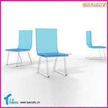 New Products Furniture Manufacturer Wholesale Modern Furniture Transparent Acrylic Chair Desk Lucite Clear Office Chair