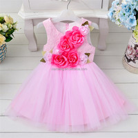korean dress clothing net fabric halloween long puffy dress for girls