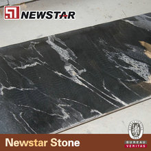 Newstar Kashmir Black India Imported High Quality Large Polished Granite Price Blocks Tiles & Slabs For Wall Flooring