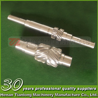 High Precision and Various Types Of OEM & Custom Gear Shafts
