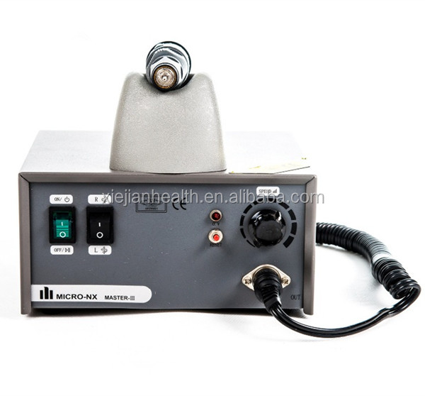 Dental High Speed Micro Drill and Motor Micromotor