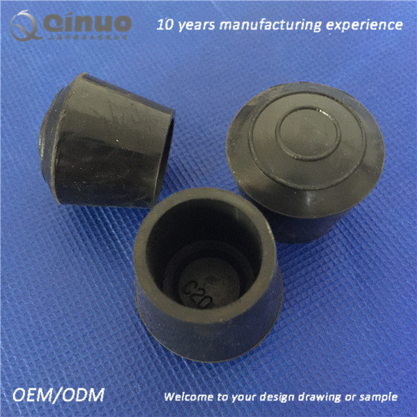 OEM Environment-friendly Rubber Chair Tips/Rubber Components