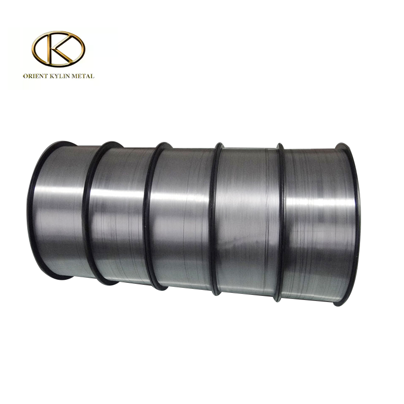 China Factory Customized Super Thin 0.3mm Tungsten Wire Price Mesh Rope Heat Element Stranded Filaments