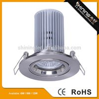 Energy saving modern style 9w led spotlight lamp