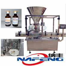 chemical commodity and pharmaceutical Automatic Powder Filling Machine