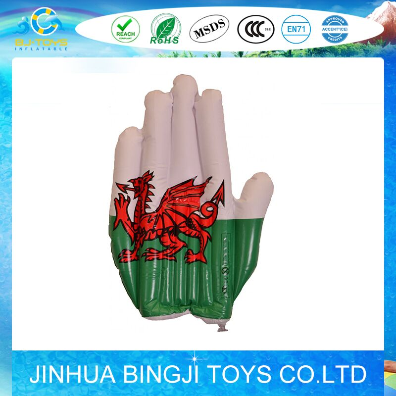 Cheap inflatable palm