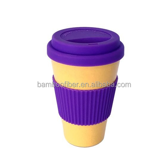 MBF 300ML Best Design Inexpensive Bamboo <strong>Coffee</strong> To Go Cup
