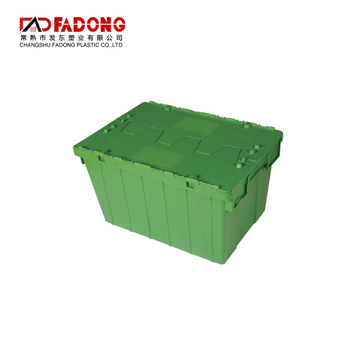 Turnover Gross Plastic Basket And Unfoldable Plastic Crate Box