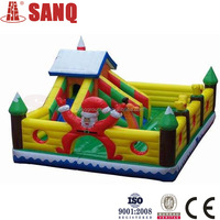 Popular newest inflatable baby games cheap inflatable bouncer for amusement