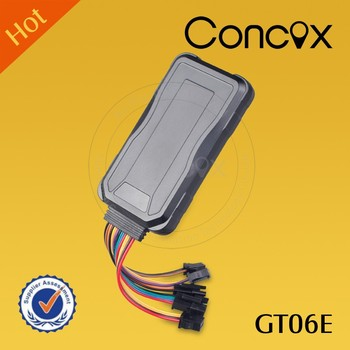 Concox GT06E Vibration\SOS\ Warning, Track Monitoring&Anti Theft 3G GPS Gps tracker 3g gt06e