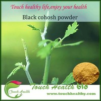 Touchhealthy supply Black Cohosh Extract(Triterpene Glycosides)