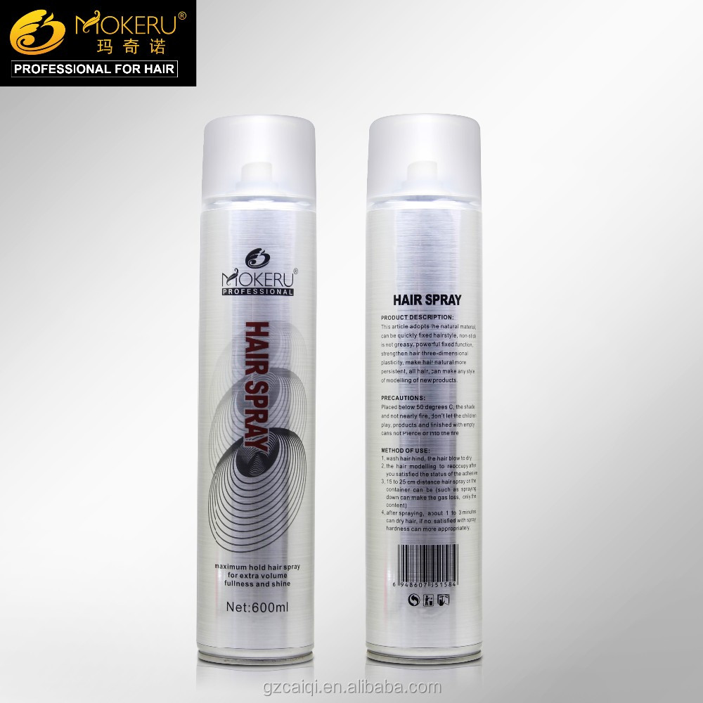 Made in China men hair regrowth spray quickly fixed hairstyle fast hair growth spray professional