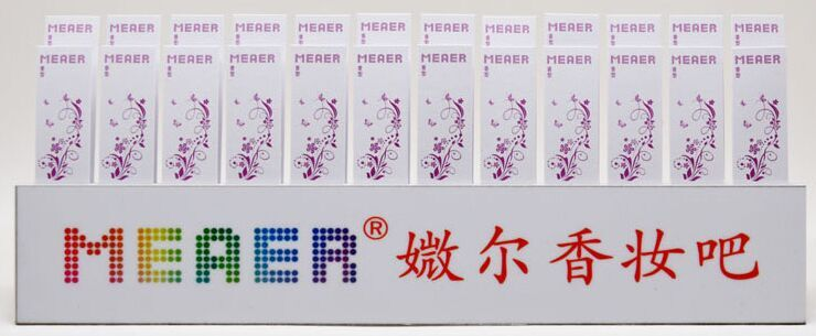 New arrival perfume blotter holder with LOGO printing, M-882