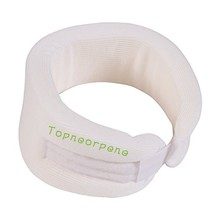 Adjustable neck collar for neck cervical traction