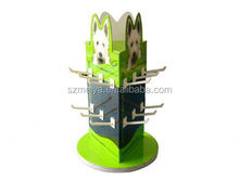 counter display stand, display stands for greeting cards, display stand for mobile accessories