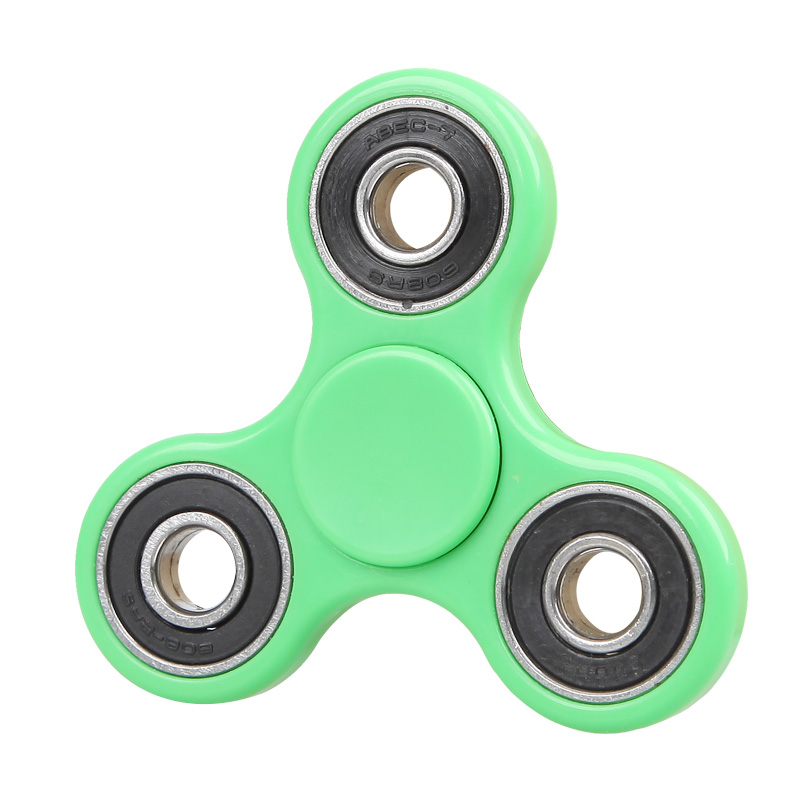 Wholesale price tri-spinner fidget air toy spinner