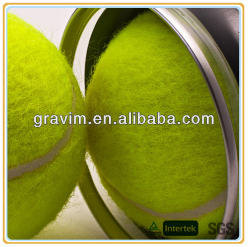 Gravim Top Quality Tournament Personalized Tennis Ball Wholesale