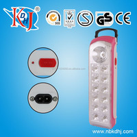 Factory sales made in China new quality rechargeable emergency light