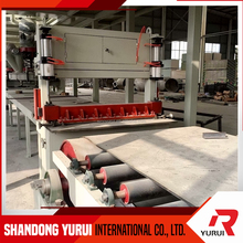 paper-surface gypsum board production line/good quality gypsum board production line