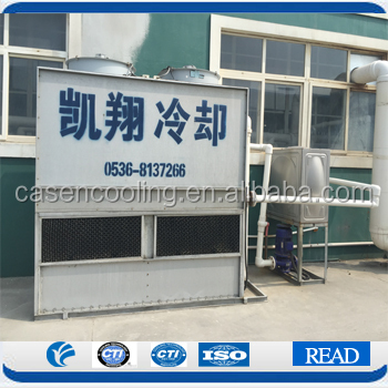 Closed Heat Transfer Small jet Wet Cooling Tower Acid-resisting Closed Circuit Water Cooling Tower Manufacturer Cooling System