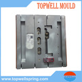 2-shot medical plastic mould China plastic mould design injection manufacture
