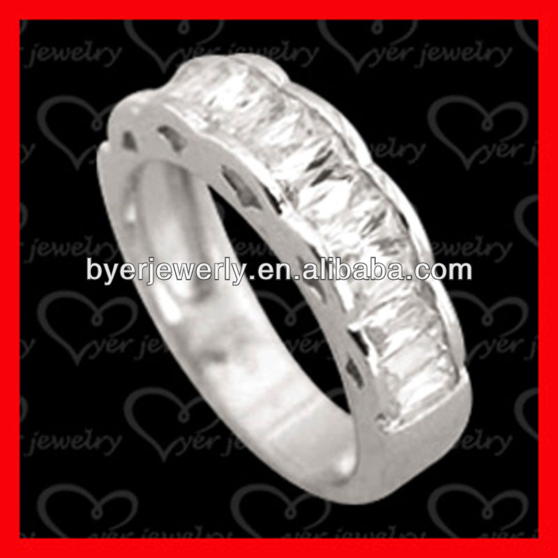 Hot sell fashion tungsten jewelry finger ring knife